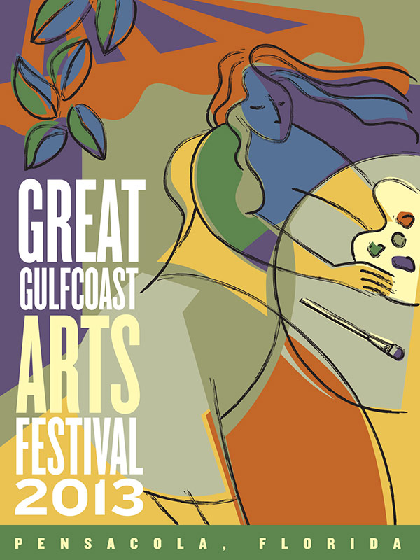 GGAF Poster Contest Rules